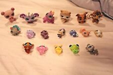 The Littlest Pet Shop LPS Lot Nearly 20 Cats Persian Dog Monkey Teensies Babies