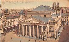 Br35012 Bruxelles Theatre Royal de la Monnaie belgium