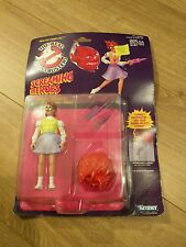 1986 The Real Ghostbusters Janine Melnitz Screaming Heroes Kenner Vintage