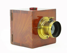 Dubroni Wooden camera with Paysage Lens