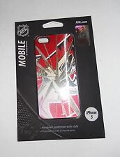 NHL Phoenix Coyotes iPhone 5 Broken Glass Lenticular Case