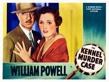 The Kennel Murder Case - 1933 - William Powell Mary Astor - Vintage Pre-Code DVD