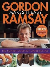 Gordon Ramsay Makes It Easy by Mark Sargeant and Gordon Ramsay (2005, Paperback)