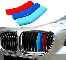For  BMW 2009-2013 X5  Front Center Grille Grill Cover Trim 3Color / 3pcs