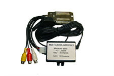 INTERFACE DVD VIDEO OUT MERCEDES E CLS W211 W219 COMAND APS NTG1 RSE-RGB11
