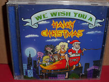 We Wish You a Hairy Christmas CD Rare WARRANT Tuff LA GUNS Pretty Boy Floyd ROXX