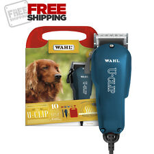 WAHL Dog Groomer Kit Professional Hair Clipper Pet Trimmer Pro Home Shaver