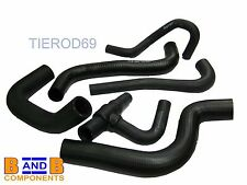 VW GOLF MK1 CABRIOLET SCIROCCO  RADIATOR WATER HOSE SET C583