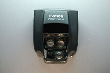 Genuine Canon front cover assembly for the Speedlite 580EX Mark II CY2-4217