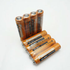 8PCS New AAA Ni-Mh Rechargeable battery 1.2V 630mAh HHR-65AAAB For Panasonic