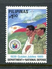 Philippines 2009,  MNH, Department of National Defense - 50th Anniversary 1989