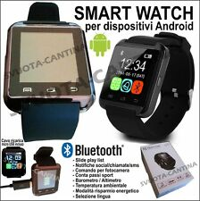 SMARTWATCH SMART WATCH OROLOGIO BLUETHOOTH TOUCH PER Brondi CENTURION3