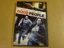 DVD / GOOD PEOPLE ( JAMES FRANCO, KATE HUDSON, OMAR SY )