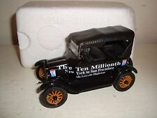 National Motor Museum Mint- Ford Model T-touring - Brown/Black(1/32#) mint/boxd