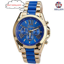 "MENS LUXURY FASHION WATCH MULTICOLOUR CLASSIC ""AMAZING WATCH"""