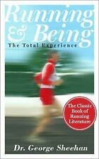 Running & Being: The Total Experience, Sheehan, George, Acceptable Book