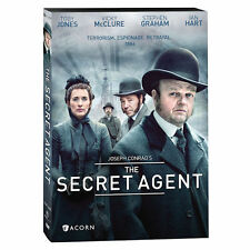 The Secret Agent: British BBC TV Series Complete Miniseries Boxed DVD Set NEW!