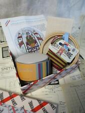 Sajou Gift Box Museum & Heritage Bayeux Tapestry Embroidery Kit- King Harold