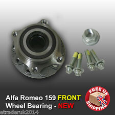 FRONT WHEEL BEARING KIT ALFA ROMEO 159 WHEEL BEARING ALFA 159 1.9 2006 ONWARDS