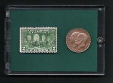 Canada Confederation 1867  1927  Commemorative  Stamp & Coin Token Set