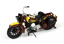 INDIAN SPORT SCOUT 1934 NEW RAY 42113 1:12 NEW MODEL MOTORBIKE NEWRAY