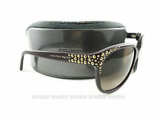New Alexander McQueen Sunglasses AMQ 4212/s RYYD8 Plum Authentic
