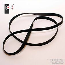 THORENS Replacement Turntable Belt TD160 MkII TD160 (B) MkII TD166 MkII & TD165