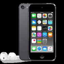 2015 Geniune Apple iPod Touch 6th Gen Space Grey 128GB *NEW!* + Warranty!