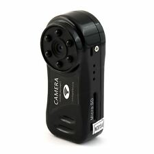 iXium Mini Hidden Spy Motion Detection P2P WiFi IP Camera Mains Operated Cam