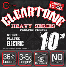 Cleartone Monster 9510 Nickel Plated Electric Guitar Strings 10-46 gauge