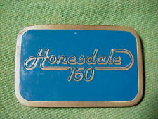 HONESDALE 150 Sesquicentennial Celebration BELT BUCKLE Hit Line
