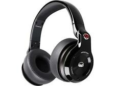 Monster N-Pulse Over-Ear DJ Headphones - Black