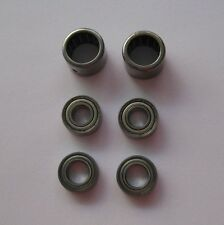 HD SPEEDPLAY ZERO Ti PEDAL REBUILD KIT - 2 NEEDLE BEARINGS / 4 BALL BEARINGS