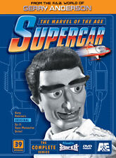 SUPERCAR COMPLETE SERIES DVD Sealed New Gerry Anderson