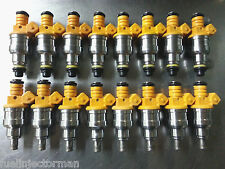 Motor Man - Reman Bosch Upgrade Fuel Injector Set (16) Chevrolet Corvette ZR1