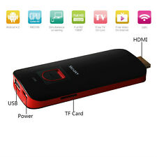 ^HZ Dongle miniPC smart tv android 4.2 JB wifi bluetooth Streaming youtube skype