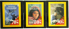 NEW National Geographic CD ROM for 70's, 80's and 90's, Windows / MacIntosh