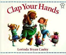 Clap Your Hands (Paperstar Book)-ExLibrary