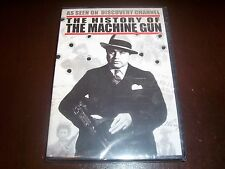 The History of the Machine Gun Military Police Guns Firearms Weapons Firearm DVD