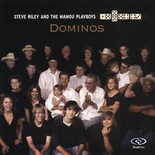 Dominos [DualDisc] by Mamou Playboys/Steve Riley (Accordion) (CD, Oct-2005, 2...