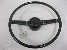 1940 Ford Deluxe 15'' Steering Wheel for GM Steering Column w/ Horn Button