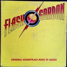Queen Flash Gordon Lp Rare Venezuela Pressing Scarce Import