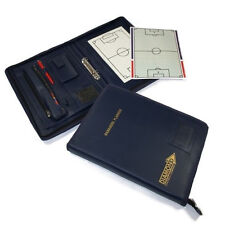 NEW Diamond Deluxe Tactic Folder - Coaches Premium Planner with Compartments