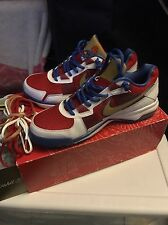 Nike Manny Pacquiao Training Sneakers Special Edition Sz 11.5 Brand New  Rare