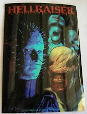 Hellraiser sticker Licensed retired 2003 miramax