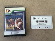 * Commodore 64 RARE Game * GO RACING WITH PETER O'SULLEVAN * C64 n