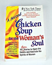 A Second Chicken Soup for the Woman's Soul 1998 Paperback