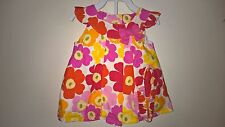 Brand new Gymboree 3piece baby outfit dress bloomers headband 3-6m 00