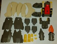 1985 G1 Transformers Omega Supreme Near Complete Autobot Working Light & Motion