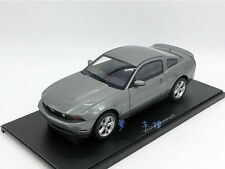 Autoart 1:18 Ford Mustang GT 2010 car model gray color